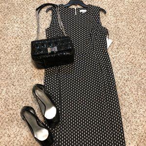 🆕 Black & White Tommy Hilfiger Dress
